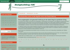 bodybuilding-abc.de