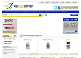 bodyenergyshop.com