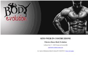 bodyevolutionvezzano.com