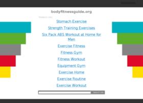 bodyfitnessguide.org