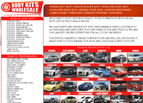 bodykits-wholesale.com