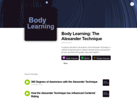 bodylearning.buzzsprout.com
