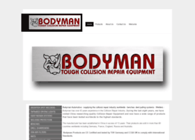 bodymanautomotive.com