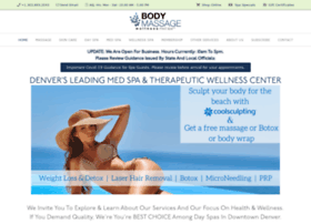 bodymassagewellnessspa.com