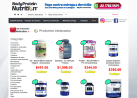 bodyproteinnutrition.com