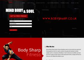 bodysharp.co.uk
