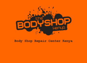 bodyshop.co.ke