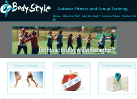 bodystyleoutdoorfitness.com.au