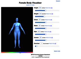 bodyvisualizer.com