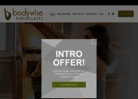 bodywisepurepilates.com