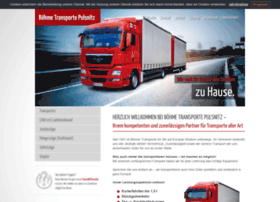 boehme-transporte-pulsnitz.de