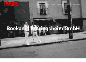 boekampkriegsheim.com