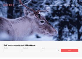 boende-jokkmokks-marknad.com