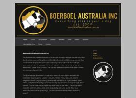 boerboelaustralia.com