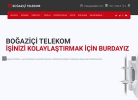 bogazicitelekom.com.tr