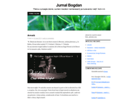 bogdanjournal.wordpress.com