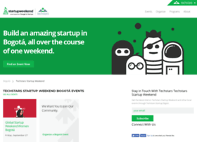 bogota.startupweekend.org