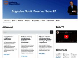 boguslawsonik.pl