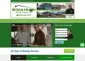 bohannonroofing.com