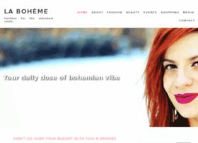boheme-fille.com