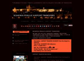 bohemia-prague-airport-transfers.com