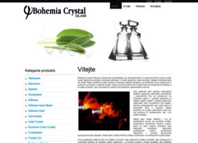 bohemiacrystalglass.cz
