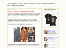 bohemian-fashionstyle.blogspot.com