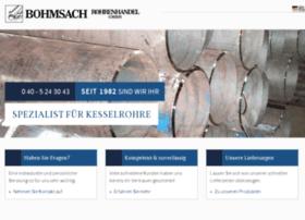 bohmsach-roehrenhandel.de