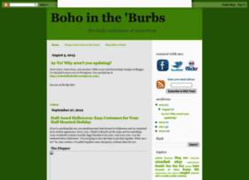 bohointheburbs.blogspot.com