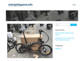 boholphilippines.info