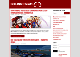 boilingsteam.com