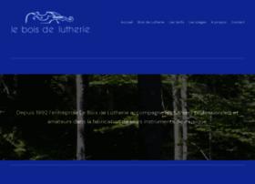 bois-lutherie.com