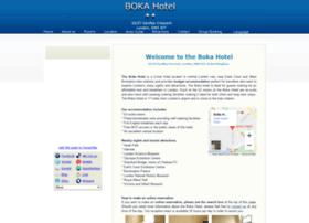 bokahotel.com