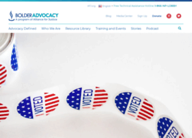 bolderadvocacy.org