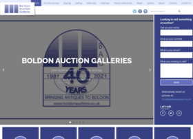 boldonauctions.co.uk