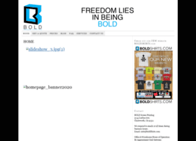 boldscreenprinting.com