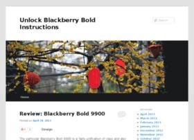 boldunlockblackberry.com