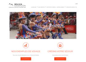 bolivia-excepcion.com