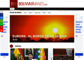boliviaentusmanos.com