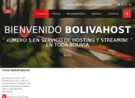 boliviahost.net