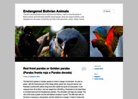 boliviananimals.wordpress.com