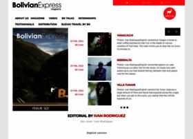 bolivianexpress.org