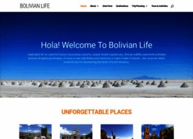 bolivianlife.com