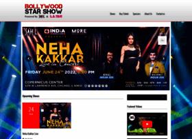 bollywoodstarshow.com