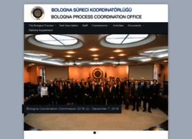 bologna.ankara.edu.tr