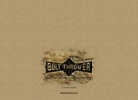 boltthrower.com