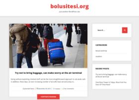 bolusitesi.org