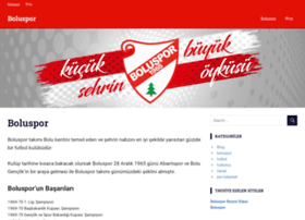 boluspor.net