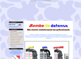 bombe-de-defense.com