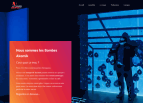 bombes-akomik.fr